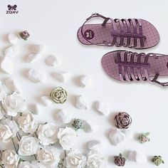 "67 Likes, 4 Comments - Zaxy USA (@zaxyusa) on Instagram: ""Roses and Zaxy jellies come in different colors and bring you joy! #zaxy #jellies #joy #shoes"""