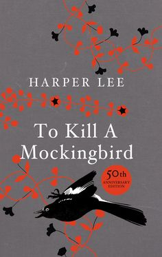 To Kill a Mockingbird (Buy here) By Harper Lee. Scout Finch grows up in the racially charged Depression-era South where her father, the lawyer Atticus Finch, is defending a black man accused o raping a young white woman. Good Books, Books To Read, My Books, Love Book, This Book, Atticus Finch, Harper Lee, To Kill A Mockingbird, So Little Time