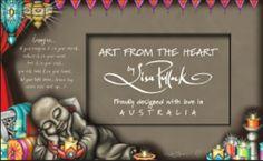 Affirmations, Frame, Lisa, Australia, Collection, Decor, Art, Picture Frame, Art Background