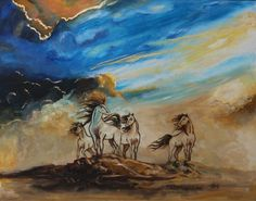 Oil on canvas 22″x27″. for more info visit: http://jmhsouk.com/product-category/visual-arts/paintings/