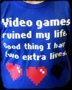 Video Game Humor