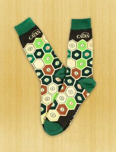 Made of a cotton-poly blend and fit men's sizes 8-12 US. (Note: our BetaTesters have found that these socks fit a women's size 6 and up.) Are these socks for you? Ask yourself: -Are my current socks l