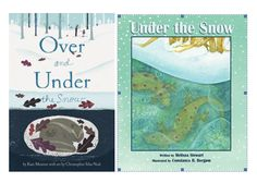 This fiction-nonfiction pairing is the perfect choice for a mid-winter read aloud. Then you can discuss animal survival strategies.