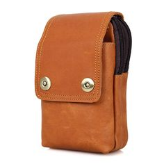 1efb885c7d8b J.M.D J.M.D Vintage Genuine Leather Shoulder Bag Small Sling Bag For Men  Phone Case 5003.