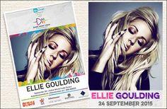 Dubai Music Week (DMW) 2015 announces first set of confirmed artists Dubai Music, Dubai Events, Music Week, Ellie Goulding, Press Release, City Life, Artists, Artist