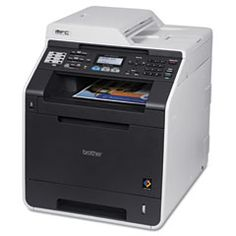 Brother MFC-9560CDW Wireless Laser Printer - Databazaar.com