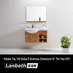 Nice small sink-- with combo of wood, stainless, porcelain with storage space.