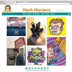 Mark Mariano   Cartoonist