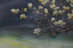 Gabrielle Moulding - Magnolias, Tokyo