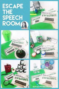 Escape the Speech Ro