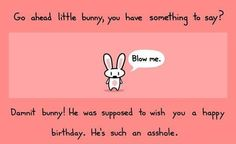 The birthday card I will send out for the rest of my life