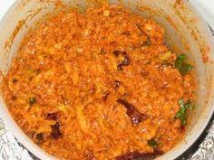 Grated Mango Pickle Recipe Image