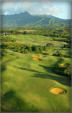 TRG Group Benefits - Spectacular golfing on Kauai, Hawaii @TRGGroup