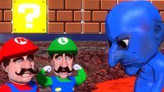 スーパーマリオブラザーズX青鬼 (3Dアニメパロディ) Super Mario BrothersXAo Oni - YouTube