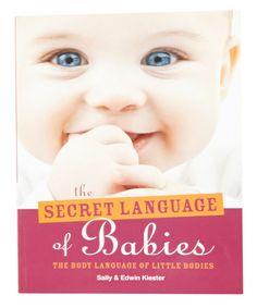 Secret Language of Babies Paperback #zulily #zulilyfinds