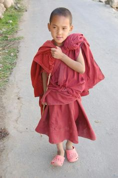 Little Monk.