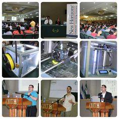 XV Jornada Internacional de Actualización #Tecnológica para #Ingeniería 2015 en #UTH #HONDURAS