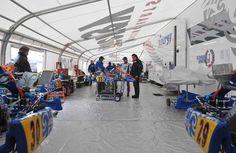 3B FABBRICA TENDE Srl - Linea sport (coperture per il motorsport e tende per paddock)