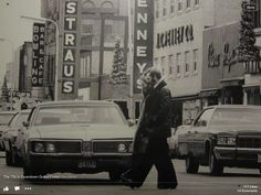Great historical photo of downtown Grand Forks. Grand Forks North Dakota, Holiday Lights, City Streets, Historical Photos, Wisconsin, 1970s, The Past, History, Genealogy