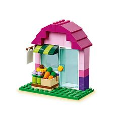 Plenty of Lego instructions with easy / medium and advanced building