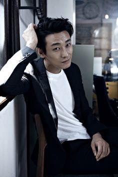 Khottie of the Week: Ju Ji Hoon Korean Celebrities, Korean Actors, Celebs, Handsome Actors, Hot Actors, Handsome Guys, Korean Men, Asian Men, Kdrama