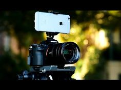 Comparison test - iPhone 6s versus Sony A7r II. Which shoots better 4K footage? http://www.motionvfx.com/B4204  #iphone6s #6s #a7r #sony #filmmaking