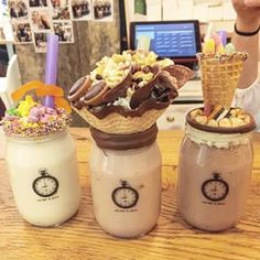 The Vogue Cafe, Macquarie Park | 14 Epic Milkshakes Everyone In Sydney Needs To Try Immediately