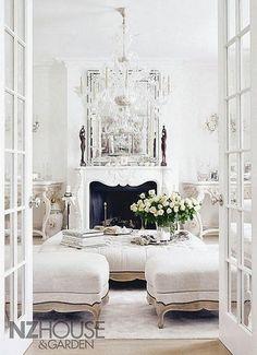 White Cottage | White House