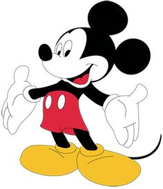 Micky Maus, ein Bewohner aus Entenhausen, hat seine eigene Bastelseite bekommen. Die Anleitung und natürlich die Schablone zum herunterladen findet ihr auf http://basteln-fuer-kinder.com