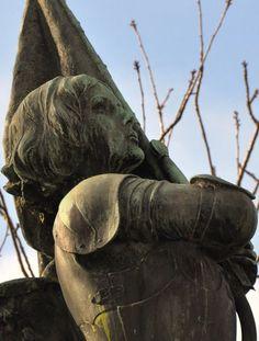 Jeanne d'Arc.  Laval. Pays-de-la-Loire