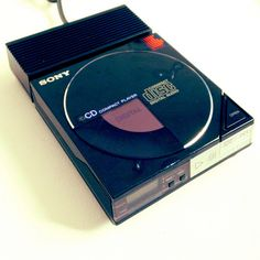 First #Sony #discman #1984
