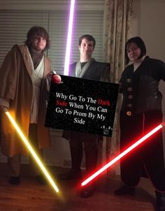Star Wars Promposal 2016