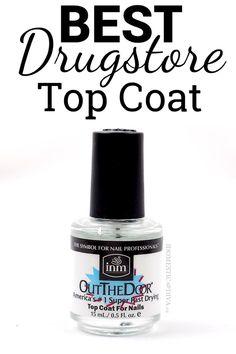 Best Drugstore Top Coat