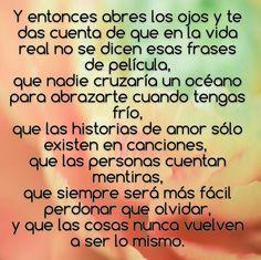 #frase #realidad