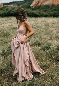 Pretty Dresses, Sexy Dresses, Beautiful Dresses, Awesome Dresses, Boho Prom Dresses, Formal Boho Dress, Flowy Dresses, Wedding Dresses, Boho Dresses Cheap
