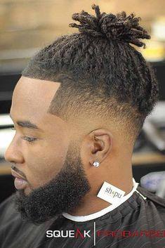 Skin Fade Haircut With Dreadlocks ❤️ There are ma. Black Hair Cuts, Black Hair Growth, Hair Growth Tips, Black Men Haircuts, Black Men Hairstyles, Twist Hairstyles, Hairstyles Haircuts, Hair Twist Styles, Hair And Beard Styles