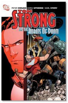 Tom Strong - Comics