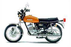 Suzuki GT250b - Last and favourite bike