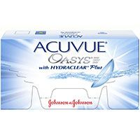 Johnson & Johnson | Buy Acuvue Oasys With Hydraclear Plus Contact Lenses Online in India | Lenses Direct