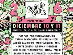 En lo más fffres.co: RoofTop Sale 2016: Se acerca peligrosamente el fin de año y con este… #Eventos #bazar #eventos #Ilustración #México