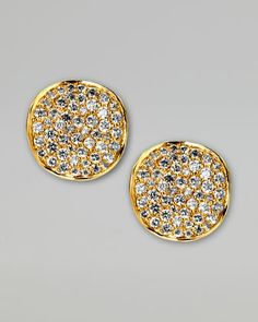 Ippolita Stardust Diamond Stud Earrings lK4WB5es3