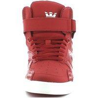 size 40 155b4 f6b77 Baskets montantes Supra Chaussures Homme Rouge Bleeker Supra Chaussures, Chaussures  Homme, Basket Montante,