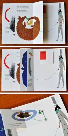Animals For Sale (aka Claude's favorite book) by Bruno Munari Book Cover Design, Book Design, Pets For Sale, Book Layout, Handmade Books, Children's Book Illustration, Book Making, Bookbinding, Bunt