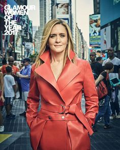 Ive spent decades trying to wear the right outfit to an audition trying to express myself in the perfect manner trying to impress people and I just dont want to do it anymore. I no longer care about being rejected. Samantha Bee one of our 2017 Women of the Year opens up about finding her voice. Tap the #linkinbio to read her profile from our December issue. (: @jasonbellphoto; Styled by: @joaniepony1) via GLAMOUR MAGAZINE OFFICIAL INSTAGRAM - Celebrity  Fashion  Haute Couture  Advertising…