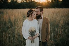 Timeless Vintage Country Wedding Editorial