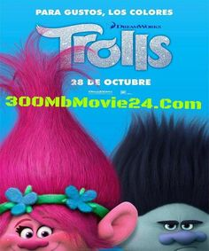 Watch Full movie Online Trolls (2016) 1080p HEVC BluRay Rip x265 500MB Or Download IMDb Rating: 7.0/10 MPAA Rating: PG Release Date: 4 November 2016 (USA) Genre: Animation, Adventure, Comedy Director: Morten Tyldum Cast: Anna Kendrick, Justin Timberlake, Zooey Deschanel Quality:BluRay Rip HEVC x265 1080p Audio: English Subtitle: N/A Size:536MB MKV Storyline: After the Bergens …