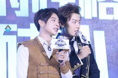 160616 IF Press Conference - #QingYu