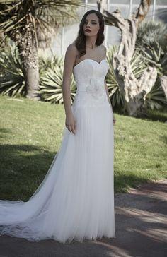 Mysecret Sposa Collezione Zaffiro Cod. 17111  #mysecretsposa #sposa #collezionesposa #abitidasposa #wedding #weddingdress #bride #abitobianco