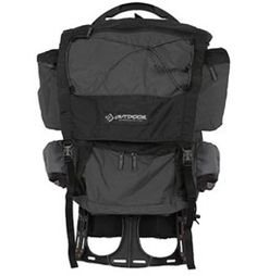 Outdoor Products Dragonfly backpack is a great external frame pack at a great value.