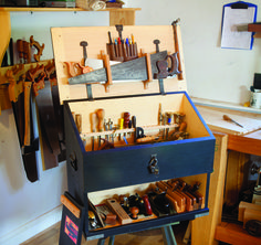 Since building the two Dutch tool chests for the Oct. 13 issue of Popular Woodworking, Christopher Schwarz has discovered some new sources for hardware.